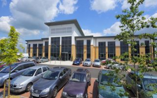 Innovation Centre, 1, Evolution Park, Haslingden Road, BB1 2FD