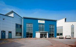 Worksop Turbine, Shireoaks Triangle Business Park, Coach Close, S81 8AP
