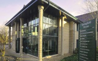 Springfield House, Laurelhill Business Park, FK7 9JQ