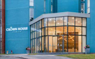 Crown House, Crown Street, IP1 3HS