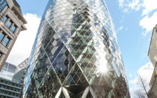 The City Of London, St Mary Axe, EC3A 8BF