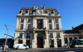 Gare de Bordeaux, Gare de Bordeaux Saint Jean Pavillon Nord, Parvis Louis Armand, CS 21912, Cedex, 33082