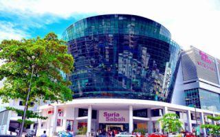 1, Jalan Tun Fuad Stephens, 8-1, 8th Floor, Suria Sabah Shopping Mall, 88000