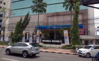 Wisma Monex Lt. 9, Jl. Asia Afrika 133-137, 40112