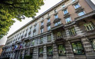 Palazzo Rezzara, Viale Papa Giovanni XXIII, 106, 2° piano, 24121