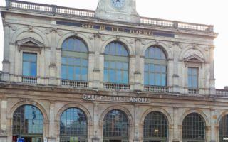 1 Place de la Gare, (Accès depuis le hall principal), 59000