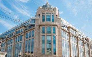 3rd этаж, Voentorg Building, 10 Vozdvizhenka Street, 125009