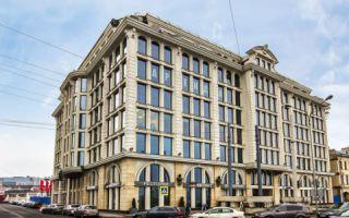 Синопская набережная, д. 22, 4-й этаж, 191167
