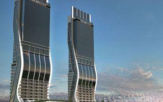 Folkart Towers, Adalet Mah., Manas Bulv. No: 39 B Block, Kat: 31, Bayraklı,